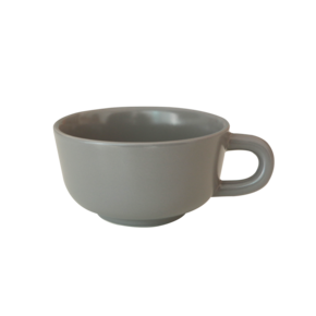 TUBE LATTE CUP_grey